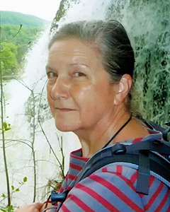 Portrait de l'artiste Delhaye Cécile