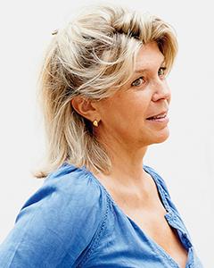 Portrait de l'artiste Thiltges Isabelle