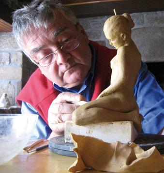 Sculpture et artiste