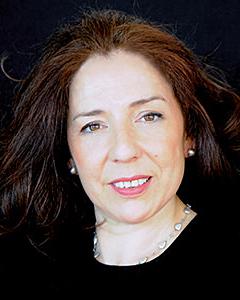 Portrait d'Isabel Miramontes