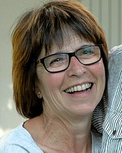 Portrait de Marie-Noëlle Ronayette